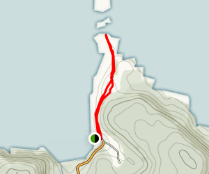 White Point Lookout Map