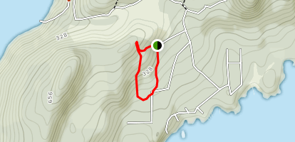 West Marker Trail  Map