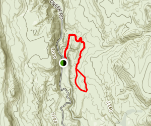 Succor Creek Campground Trail Map