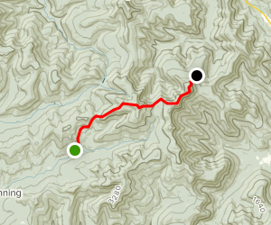Long Path Section 18 Map