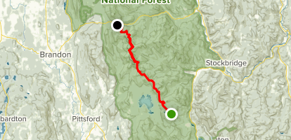 Long Trail: South Park Rd to Brandon Mountain Rd - Vermont | AllTrails