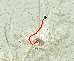 Chief Mountain Map