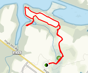 Tranquility Trail Map