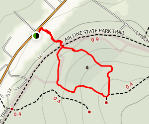 Two Sisters Trail Map
