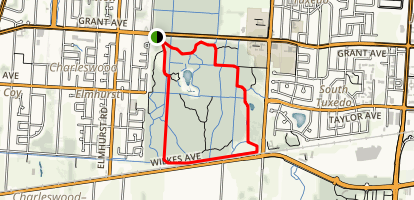 Aspen to Preston Trail  Map