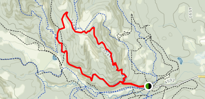 Braggin Rights to Long Distance Loop Map