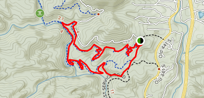 White Twister Map