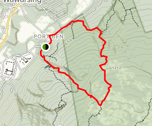 Jacobs Ladder and Long Path loop Map