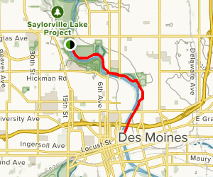 Neal Smith Trail  Map