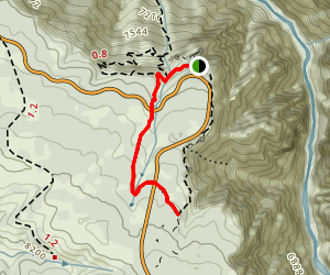 Uplands Trail Map