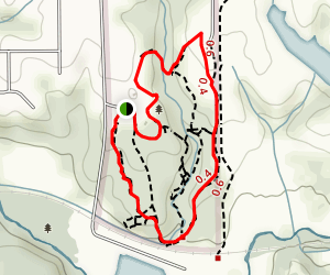 Nature Loop Map