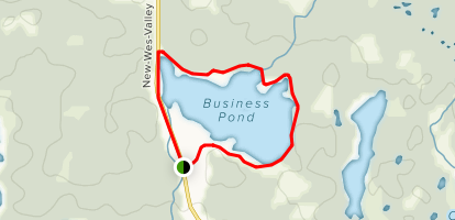 Business Pond Map