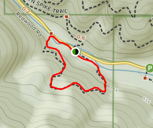 Big Bear Trail Map