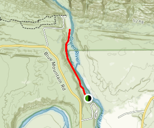 River Trail Map