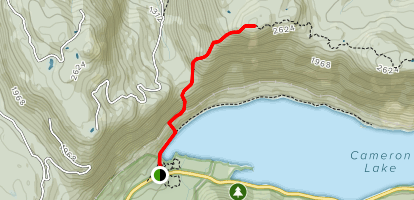 Mount Wesley Trail Map