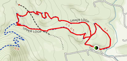 Ballardini Ranch Trail Map