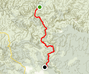 Mitchell River Walking Track Map