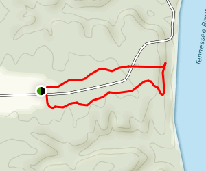 Riverside and Indian Mounds Trail Map
