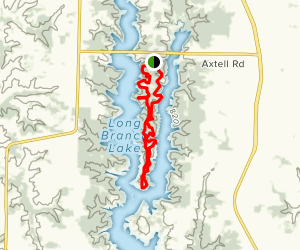 Bee Trace Trail Map