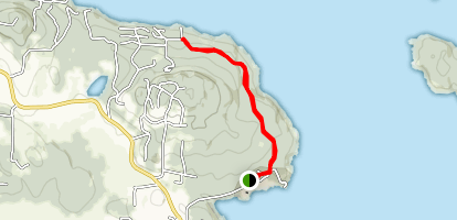 Fire Trail Map