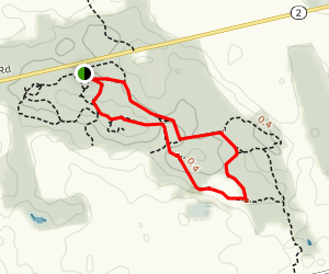 Dryden Tract Map