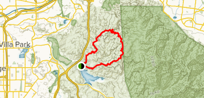 Fremont Canyon Loop  Map