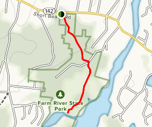 Farm River State Park Trail Map