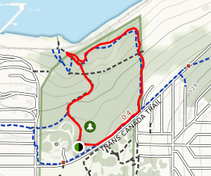 Confederation Nature Trail Map