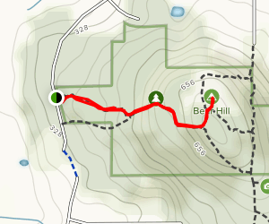 Bear Hill Map