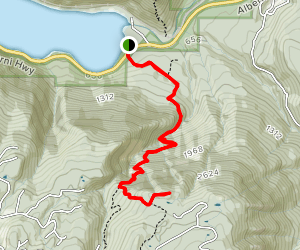 CPR Trail Map