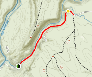 The Slide Trail Map