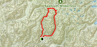 Queen's River Loop - Idaho | AllTrails on mount washington hiking trail map, red trail map, coconino trail map, phoenix trail map, oak forest trail map, river to river trail map, targhee trail map, payette national forest trail map, land between the lakes trail map, owyhee trail map, raven rock trail map, jefferson trail map, moosalamoo trail map, idaho atv trail map, water trail map, wasatch trail map, weiser trail map, helena trail map, mccall trail map, highland trail map,