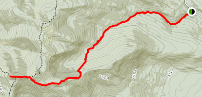 Wright Trail Map