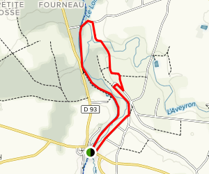 Pontmonvin Path Map