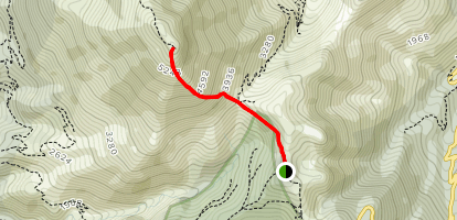Mount Dirfi Map