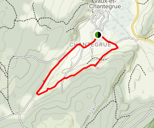 Cow Trail Map