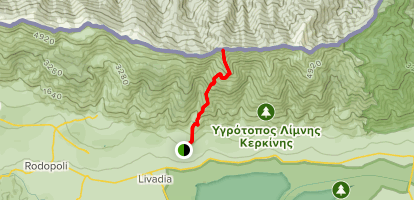 Mount Radomir Map