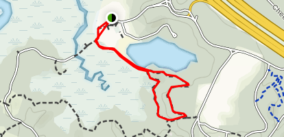 Yellow Trail Map