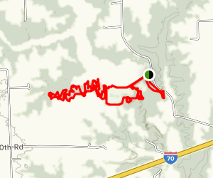 Fay Pickering Memorial Trails Map