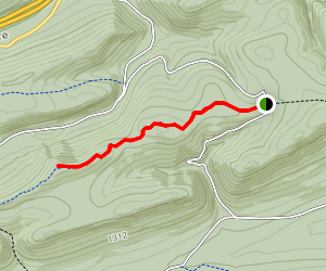 Top Mountain Trail Map