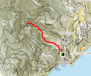 Mills Valley Trail Map