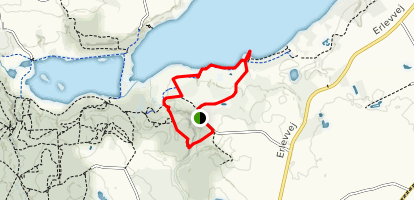 Trail 1 and 2 Map