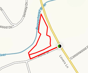 Selway Park Loop Map