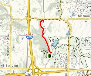 Shoal Creek Trail Map