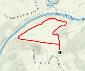 Meadow Trail Loop Map