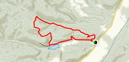 North Outer Loop Map