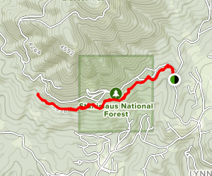 Columbia Ditch Map