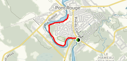 Promenade Jacques-Cartier Map