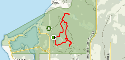 Ancient Trail  Map