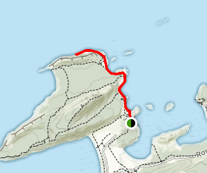 Northern Path Map